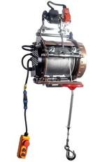 Warrior Steigerlier 250/500 kilo 220 volt