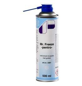 Mr Freeze pentro