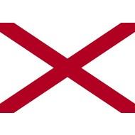Vlag Alabama