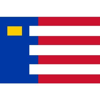Vlag Baarle-Nassau Gemeentevlag