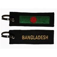 Sleutelhanger / Keyring Bangladesh vlag