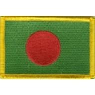 Patch Bangladesh vlag