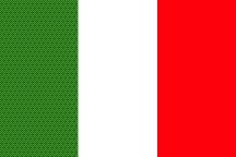 vlaggen van Italiaanse deelgebieden