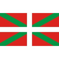 Vlag Basque Country flag