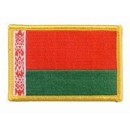 Patch Belarus Wit Rusland vlag patch