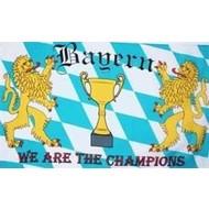 Vlag Bayern Champions flag