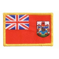 Patch Bermuda vlag patch