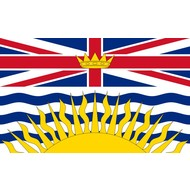Vlag British Columbia