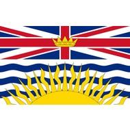 Vlag Brits Columbia