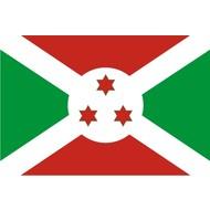 Vlag Burundi flag