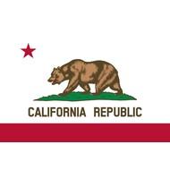 Vlag California Californie Californische vlag