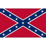 Vlag Confederates vlag Zuid staten