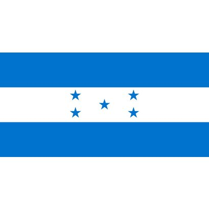 Vlag Honduras vlag