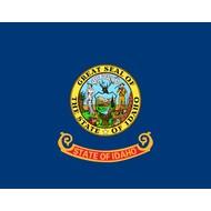 Vlag Idaho
