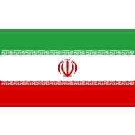 Vlag Iran Iraanse vlag