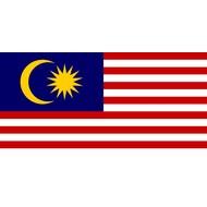 Vlag Maleisie Malaysia