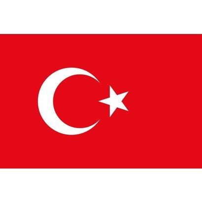 Vlag Turkije Turkse vlag