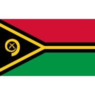 Vlag Vanuatu vlag