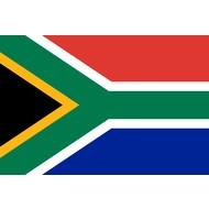 Vlag Zuid Afrika Afrikaanse vlag