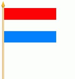 Stok- / zwaai-vlag
