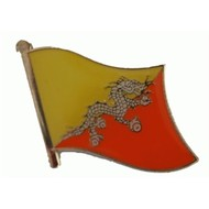 Speldje Bhutan pin