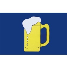 Vlag Bier Kroeg Beer vlag