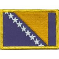 Patch Bosnia Bosnie vlag patch