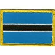 Patch Botswana vlag patch