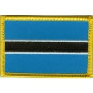 Patch Botswana vlag