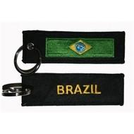 Sleutelhanger / Keyring Brazil Keyhanger keyring keyring