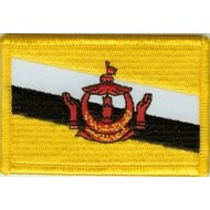 Patch Brunei flag patch