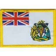 Patch British Antarctic Territory Patch