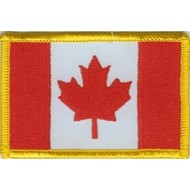 Patch Canada flag patch