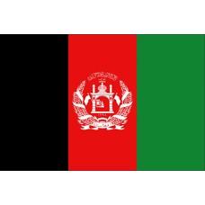 Vlag Afghanistan Afghaanse vlag