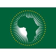 Vlag Afrikaanse Unie