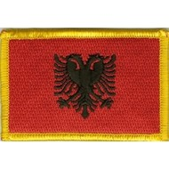 Patch Albania patch