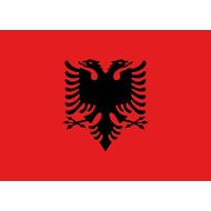 Vlag Albanie