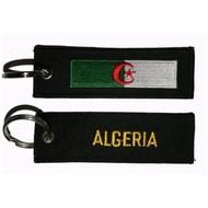 Sleutelhanger / Keyring Algeria Keyhanger keyring