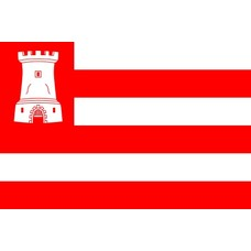 Vlag Alkmaar Gemeentevlag