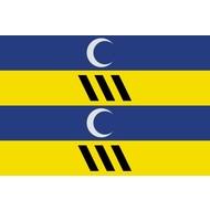 Vlag Ameland Gemeente flag