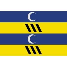 Vlag Ameland Gemeentevlag