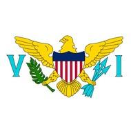 Vlag Amerikaanse Maagdeneilanden