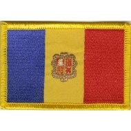 Patch Andorra