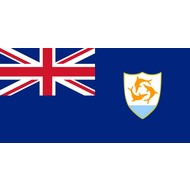 Vlag Anguila vlag