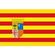 Vlag Aragon