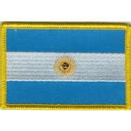 Patch Argentine vlag