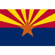Vlag Arizona State vlag
