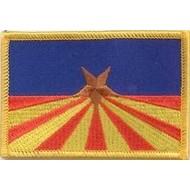 Patch Arizona vlag patch