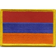 Patch Armenie vlag patch