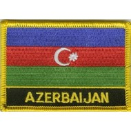 Patch Azerbijan flg patch